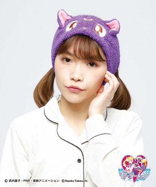 Japan Gonoturn x Pretty Guardians - Luna Stretch Headband