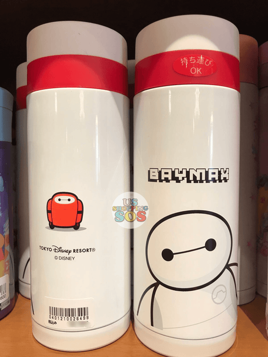 TDR - Baymax - Stainless Steel Bottle