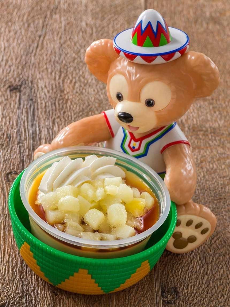 TDR - Duffy & Friends - Figure with Bowl x Mexico Costume Duffy