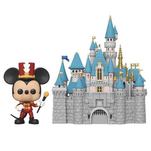 Disney - Funko POP! Figure - Disneyland 65th Anniversary Sleeping Beauty Castle & Mickey (Pre-Order)