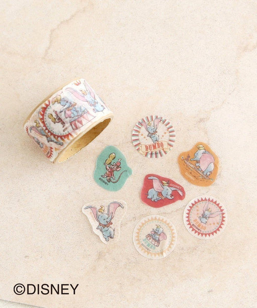 JP Afternoon Tea x Disney - DUMBO'S CIRCUS Collection - Stickers Roll