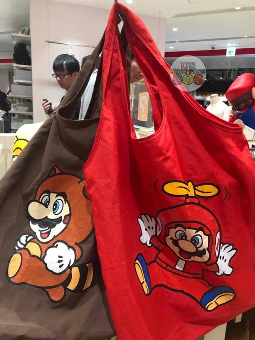Japan Nintendo - Super Mario Eco Shopping Bag