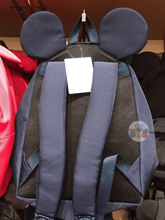 TDR - Mickey Adult Ear Backpack (Navy)
