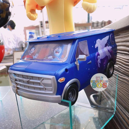 HKDL - Onward Car Popcorn Bucket
