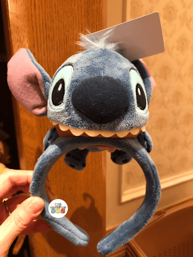 TDR - Stitch Plush Headband