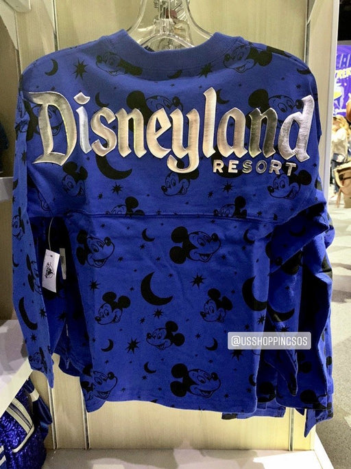 "DLR - Wish Come True Blue 💙 - ""Disneyland Resort"" Spirit Jersey (Youth)"
