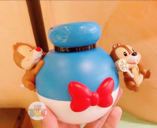 SHDL - Donald Duck Sip Sip Plastic Cup with Chip & Dale