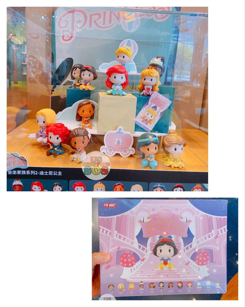 SHDS - Random Secret Figure Box Set x Disney Princess (12-Box Set)