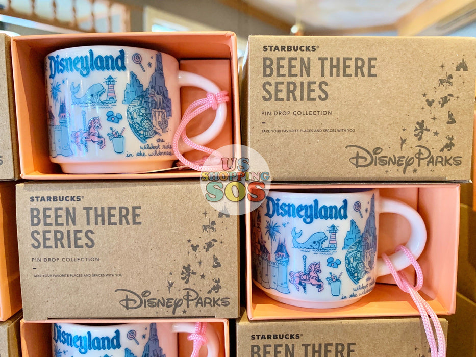 DLR - Starbucks x Disneyland Park Been There Series Ornament
