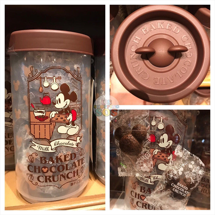 TDR - Baked Chocolate Crunch x Mickey Mouse