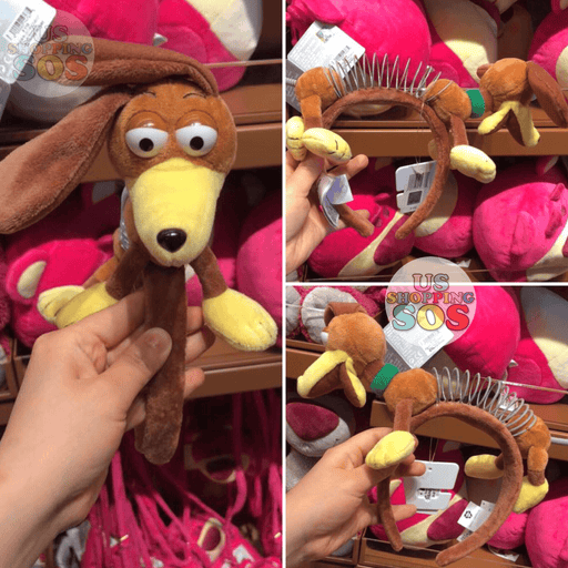 SHDL - Slinky Dog Headband