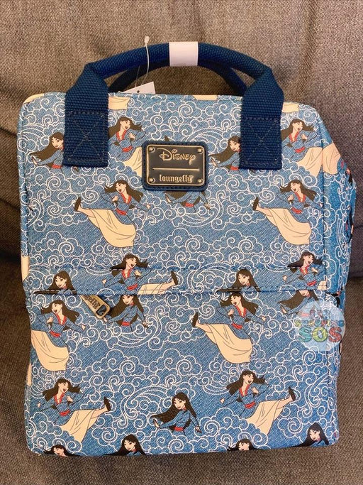 HKDL - Mulan Loungefly Backpack