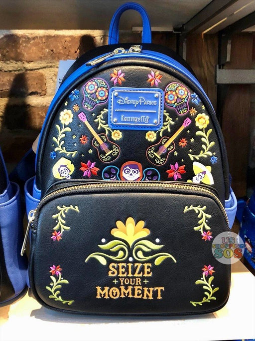WDW - Loungefly Coco Seize Your Moment Backpack