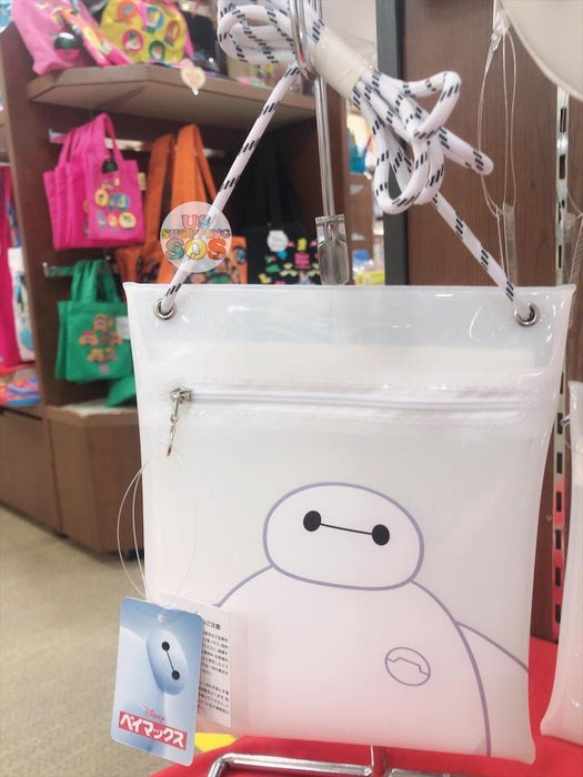 Japan Exclusive - Big Hero 6 Long Strap Rectangle Pouch - Baymax (Design 2)