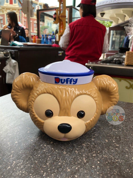 HKDL - Popcorn Bucket x Duffy Sailor Style