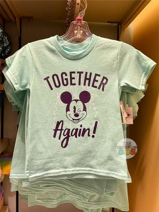 DLR - Together Again Mickey T-Shirt (Youth)