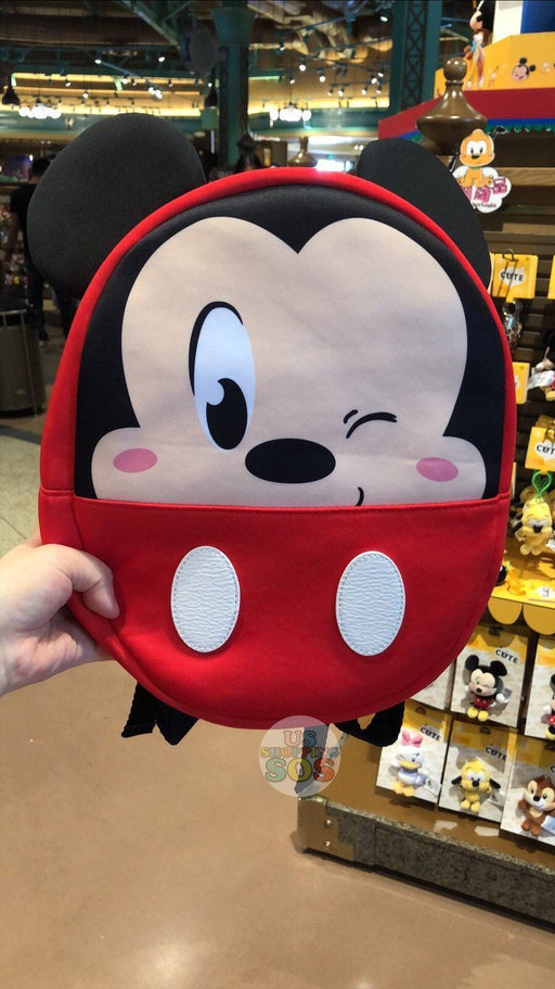 SHDL - Super Cute Mickey & Friends Collection - Backpack x Mickey Mouse