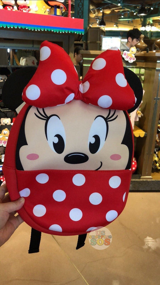 SHDL - Super Cute Mickey & Friends Collection - Backpack x Minnie Mouse