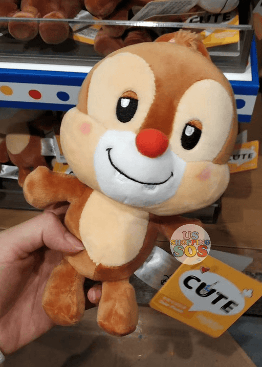 SHDL - Super Cute Chip & Dale Collection - Plush Toy x Dale