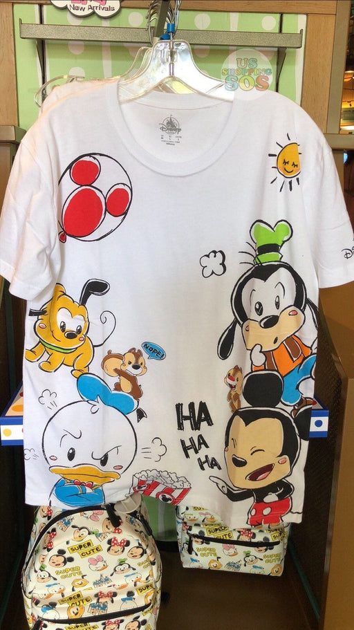SHDL - Super Cute Mickey & Friends Collection - Tee (Unisex)