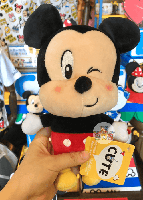 SHDL - Super Cute Mickey & Friends Collection - Plush Toy x Mickey Mouse