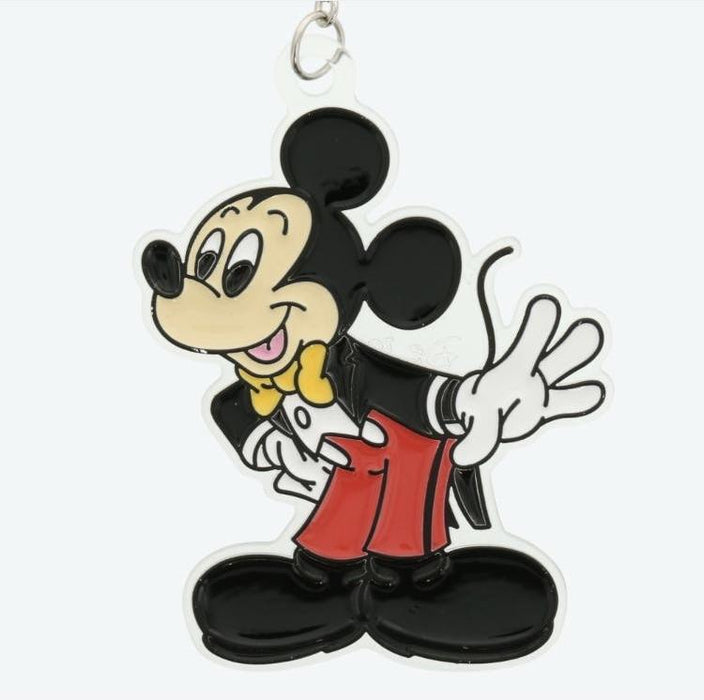 TDR - Classic Keychain - Mickey Mouse