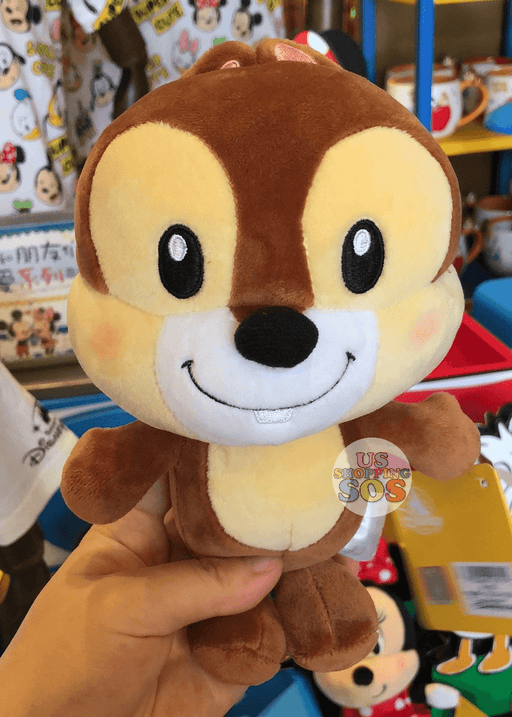 SHDL - Super Cute Chip & Dale Collection - Plush Toy x Chip