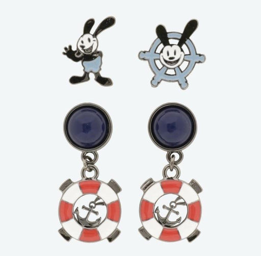 TDR - Earrings Set - Oswald
