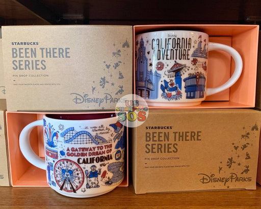 DLR - Starbucks x California Adventure Been There Series Mug
