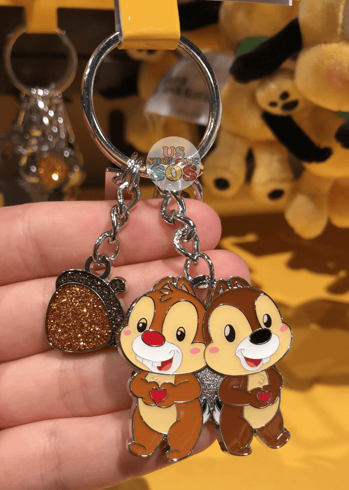 SHDL - Super Cute Chip & Dale Collection - Keychain