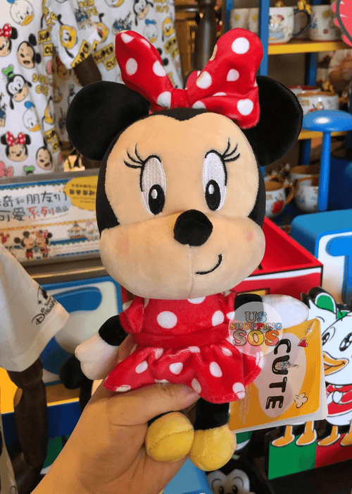 SHDL - Super Cute Mickey & Friends Collection - Plush Toy x Minnie Mouse