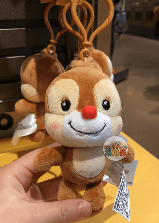 SHDL - Super Cute Chip & Dale Collection - Plush Keychain x Dale