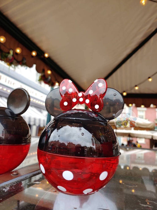 HKDL - Minnie Mouse Sip Sip Plastic Cup