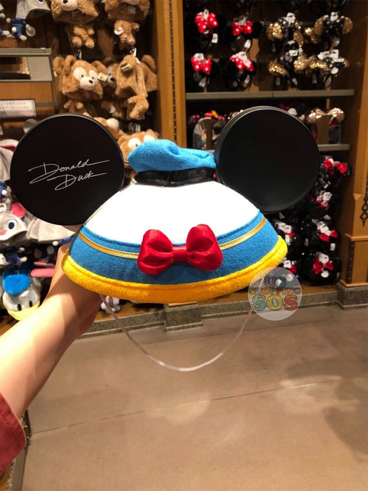 SHDL - Mickey Ear Hat x Donald Duck