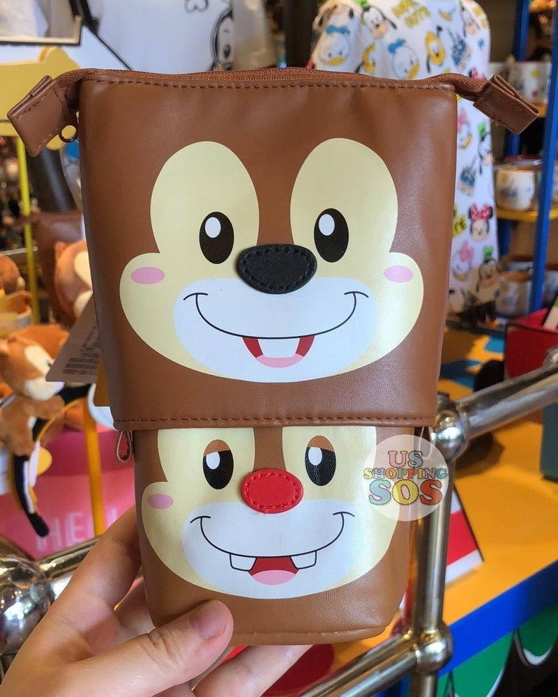SHDL - Super Cute Chip & Dale Collection - Pencil Case