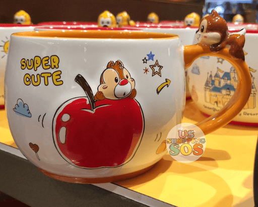 SHDL - Super Cute Chip & Dale Collection - Mug