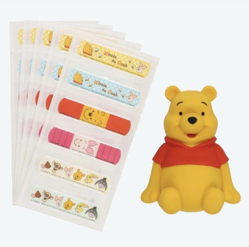TDR - First aid bandages x Silicone Bag - Winnie the Pooh