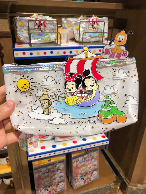 SHDL - Super Cute Mickey & Friends Collection - Stationary/ Make Up  x Mickey & Minnie Mouse