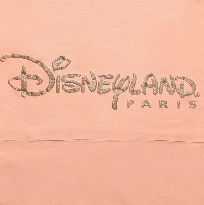 Paris Disneyland - Rose Gold Spirit Jersey for Adults