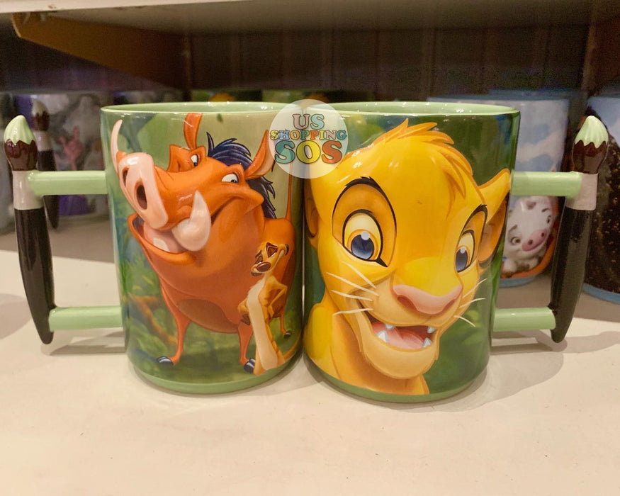 DLR - Movie Mug - The Lion King