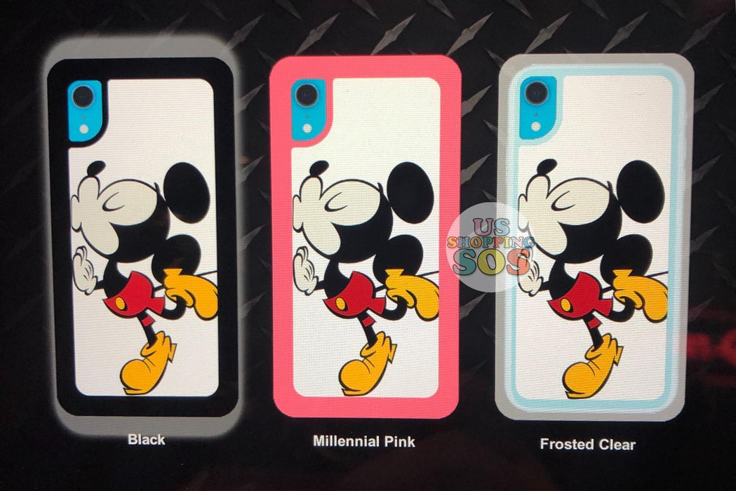 DLR - Custom Made Phone Case - Forever (Mickey) by Kaminski