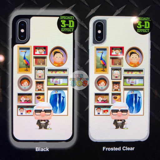 DLR - Custom Made Phone Case - A Life of Adventure by JMaruyama (3-D Effect)