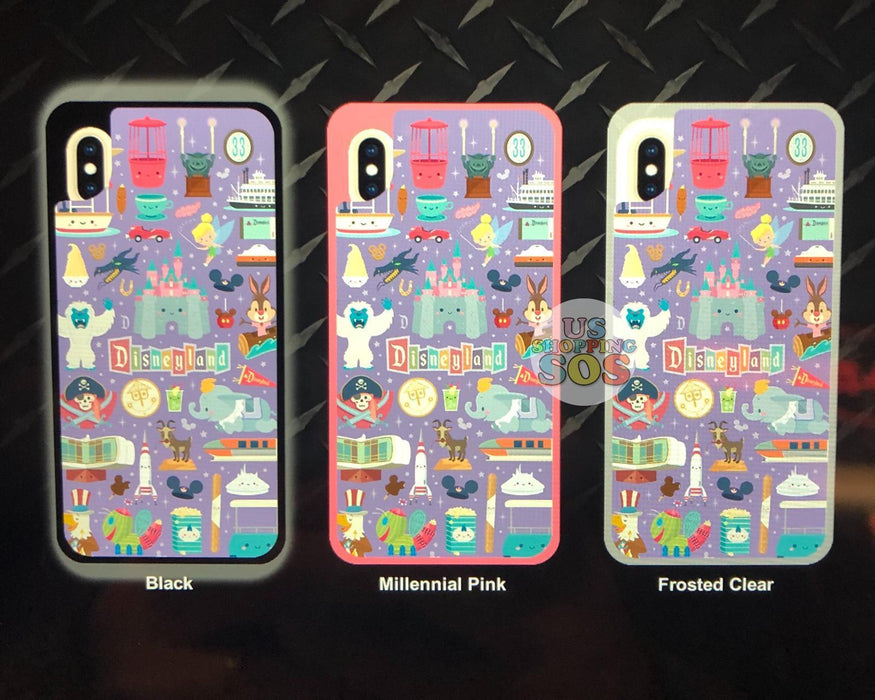 DLR - Custom Made Phone Case - Kingdom of Cute by JMaruyama