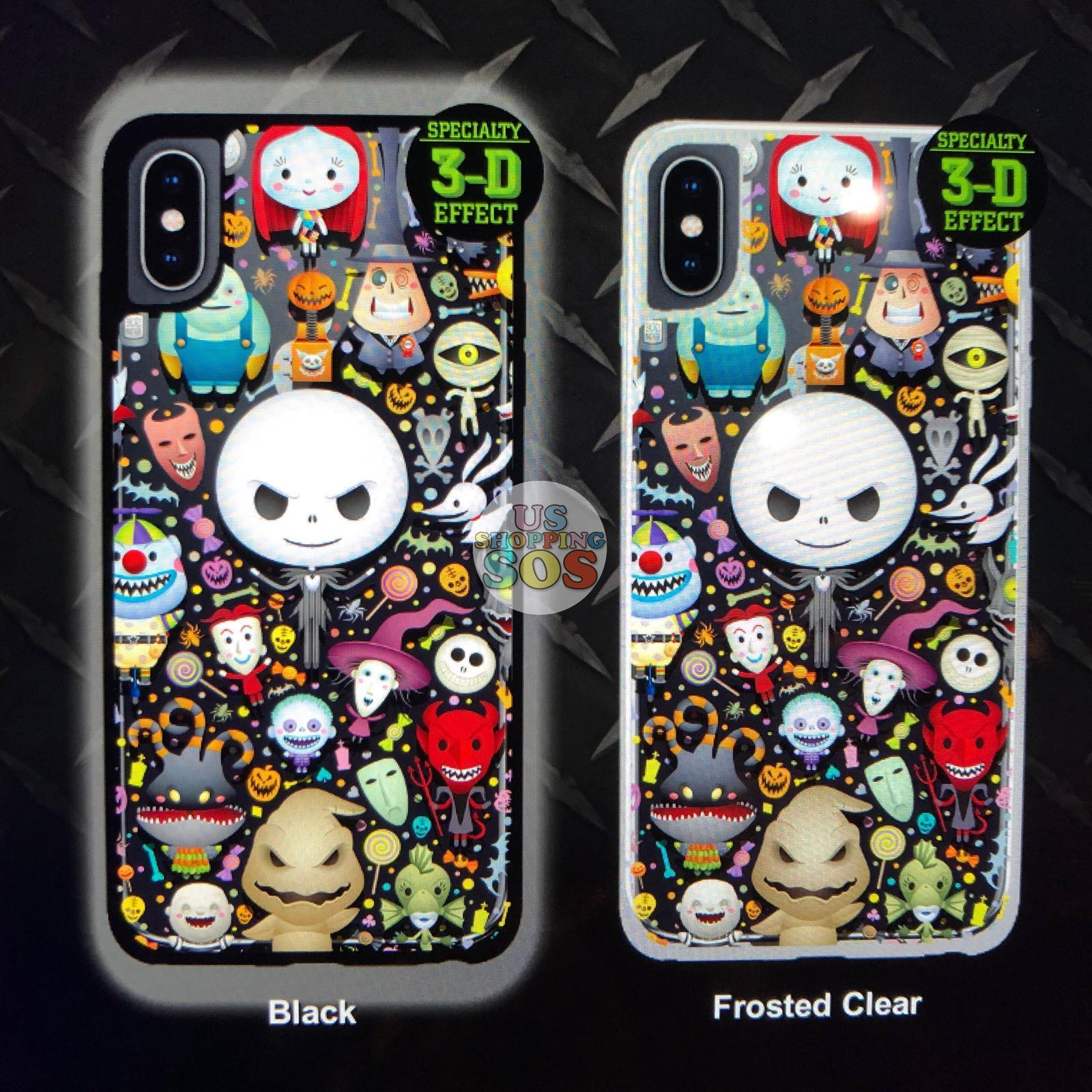 DLR - Custom Made Phone Case - Nightmare of Cute by JMaruyama (3-D Effect)