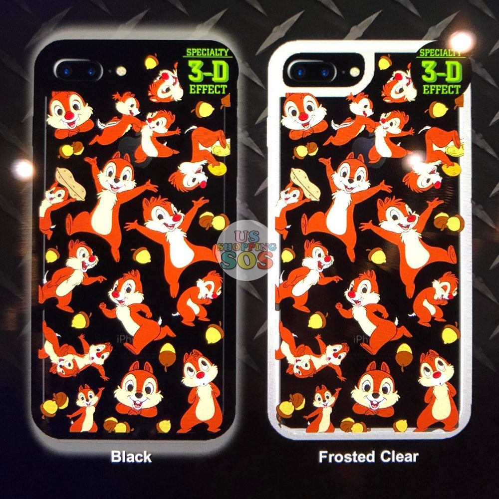 Dlr Custom Made Phone Case All Over Print Chip Dale 3 D Effect Usshoppingsos
