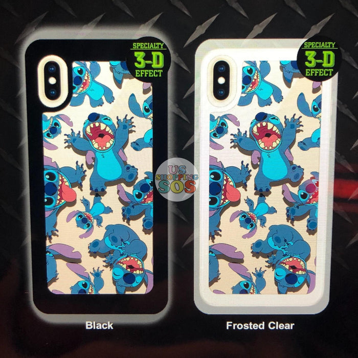 DLR - Custom Made Phone Case - All-Over-Print Stitch (3-D Effect)