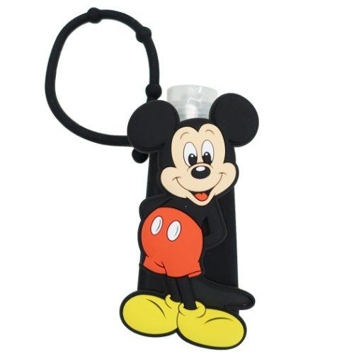 Japan Exclusive - Hand Sanitizer Gel Holder Keychain x Mickey Mouse