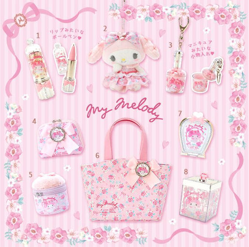 Japan Sanrio - Cosmetic mood Series x My Melody