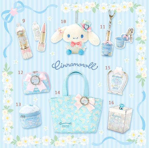 Japan Sanrio - Cosmetic mood Series x Cinnamoroll