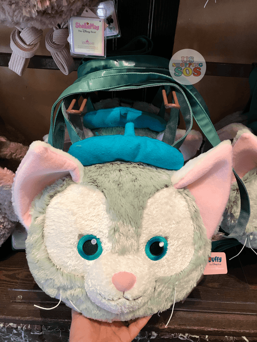 HKDL - Gelatoni Face Icon 3-Way Bag